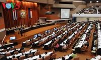 Cuba starts historic transition