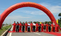 Cao Lanh bridge inaugurated