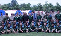 UN selects Vietnam as training site for peacekeeping forces