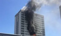 Mile End tower block fire