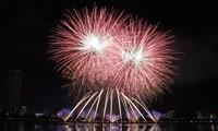 Da Nang International Firework Festival 2018 wraps up