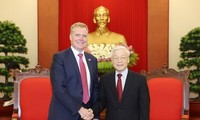 Vietnam treasures ties with Australia: Party official