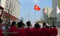 Vietnamese flag flies at ASIAD 18