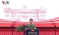 Parliamentary diplomacy hailed as a pillar of Vietnam's diplomacy,