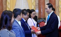 President highlights role of overseas Vietnamese scientists