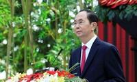 New milestones in Vietnam's relations with Ethiopia, Egypt