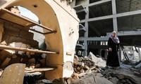 UN warns of 'catastrophic' situation in Gaza amid Israeli siege