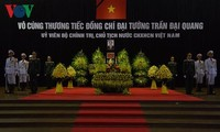 State funeral held for President Tran Dai Quang