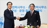Two Koreas hold high-level peace talks in Pyongyang