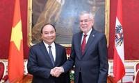 Vietnam, Austria to enhance ties in more intensive, comprehensive manner
