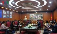 Vietnam, Mongolia strengthen media cooperation
