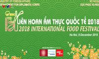 6th International Food Festival opens in Hanoi