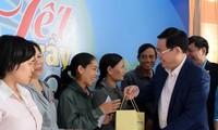 Deputy PM pays Tet visit to Kon Tum