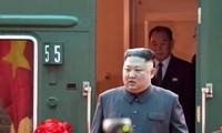 DPRK Chairman Kim Jong-un's visit to Vietnam draws international attention