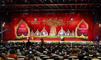 Vietnamese Buddhism aims for world peace and development