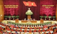 Implementation of Party platform on national construction progresses