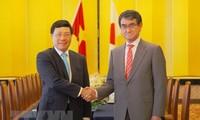 Vietnam, Japan agree to expand economic bond