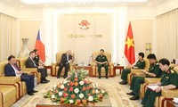 Vietnam, Czech Republic to facilitate partnership in defence industry