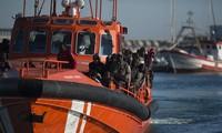 20 migrants missing in Mediterranean: Spanish coastguard