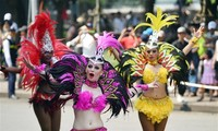 Carnival celebrates Hanoi's City for Peace recognition