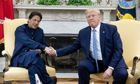 Trump: US, Pakistan cooperating to try to end war in Afghanistan