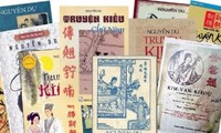 Vietnamese literary works exported