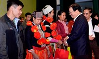 Tet gifts delivered to needy people
