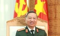 Vietnam, Brunei strengthen security cooperation