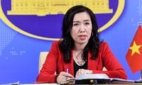 Vietnam protests against China's activities in Truong Sa and Hoang Sa archipelagoes
