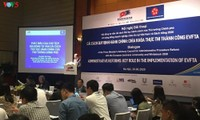 Administrative reform seen as key role in EVFTA implementation