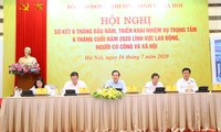 Efforts exerted to strengthen labor market