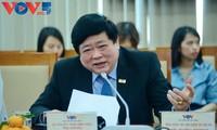 VOV pledges to deliver UN messages to Vietnamese people