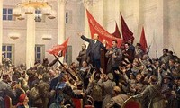 Russian October Revolution - Lesson of persistence to national independence and socialism