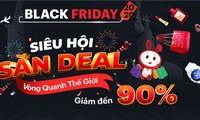 Big Black Friday sale in Vietnam