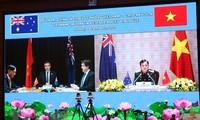 Vietnam, Australia pledge stronger defense ties