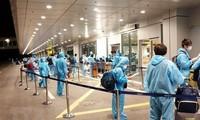 Vietnamese citizens brought home from Saudi Arabia