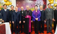 Freedom of religion promoted in Vietnam