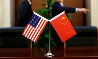 US-China in strategic competition