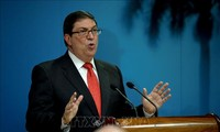 Cuban foreign minister denounces new US aggression