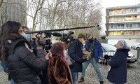 German media highlight Vietnamese-French woman's fight for AO victims