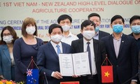 New Zealand, Vietnam boost agricultural cooperation