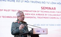 Vietnam, US see fruitful results in dioxin treatment
