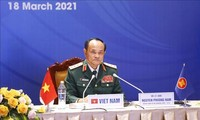 Vietnam joins ASEAN Chiefs of Defence Forces' Meeting