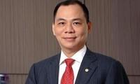 Vietnam's richest man could enter top 50 billionaires list