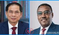 Vietnam, Ethiopia strengthen bilateral ties
