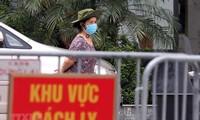 Vietnam reports 20 more COVID-19 cases