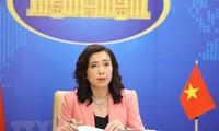 Vietnam asks related parties to respect its national sovereignty