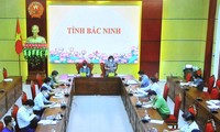 Bac Ninh maintains production while fighting COVID-19