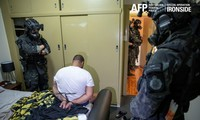 Hi-tech sting leads to global crackdown on organized crime, over 800 detained