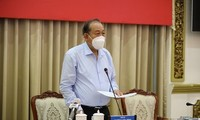 HCM City urged to exert every effort to control pandemic by August
